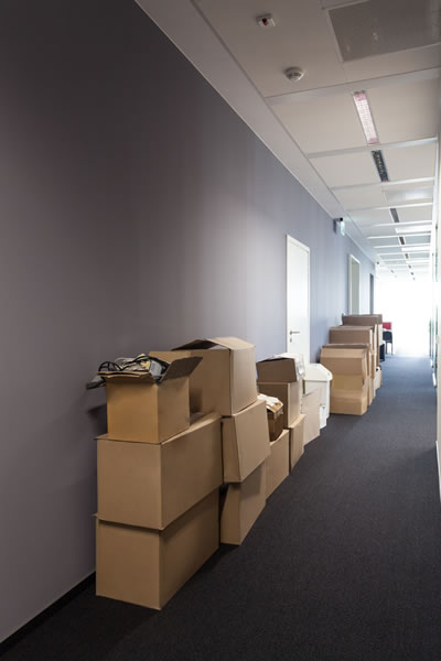 Commercial Removals and Office Removals in Sheffield