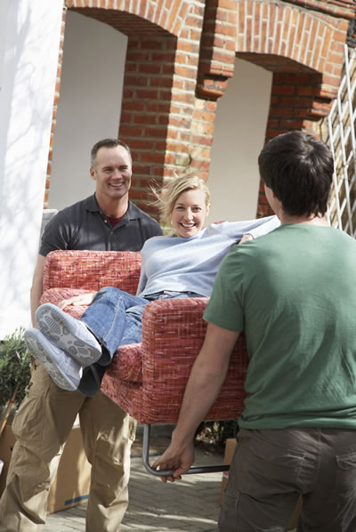 Large or Small furniture removals in Sheffield and surrounding areas
