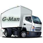 G-Man With a Van Removals and Storage Discount March to May 2019